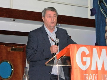 Paul McCarthy hosts the 2016 GMB Campaigns for Justice