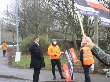 Stop fire and rehire at British Gas